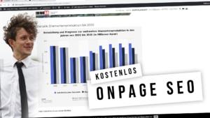 Optymalizacja SEO Onpage - Porady Onsite z definicją i Explainer Video (darmowe)