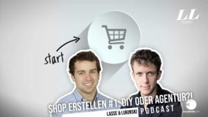 Tworzenie Sklepu Internetowego #1: DIY czy droga agencja?! - Marketing Podcast