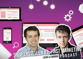 Tworzenie sklepu internetowego #3: Marketing, rozsławianie e-commerce? – Marketing Podcast